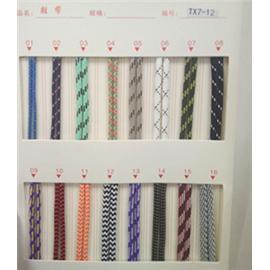 TX7-12潮流鞋带,各色鞋带,织带,松紧带,烫钻织带,鞋带织带厂家,厂家直销