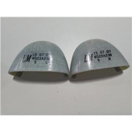 塑鋼頭 安全鞋頭 工作鞋頭 抗壓耐磨 抗靜電廠家直銷