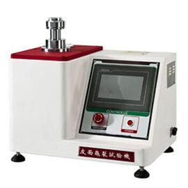 皮革崩裂试验机,皮革抗破试验机,皮革检测试验机