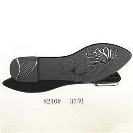 火爆熱賣 大量銷售 新式潮流防滑耐磨童鞋底 8240