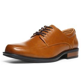 皮鞋-MB2001-Tan