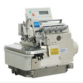MAQI美机工业缝纫机超高速直驱全自动剪线包缝机889UT 拷边机系列