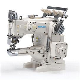 供應MAQI美機工業縫紉機LS1500筒式繃縫機 拳頭機 三針五線