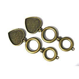 N系列现货供应各种高档钻石扣 五金箱包扣 九字扣  方形日子扣 箱包五金配件规格齐全