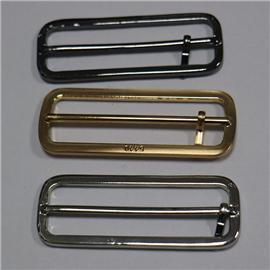 L系列供應高檔合金鞋扣 箱包五金配件 金屬圓圈扣 合金口子扣 梯形方扣 規格齊全