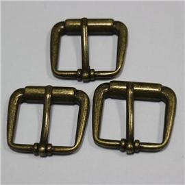 M系列供應高檔合金鞋扣 箱包五金配件 金屬圓圈扣 合金口子扣 梯形方扣 規格齊全