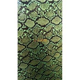兴企国际鞋材星奔电迈XQ218-125蛇纹布料