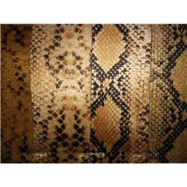 兴企国际鞋材鞋包用0.6mm厚度蛇纹布料