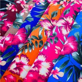 Series of printed fabric XQ6084