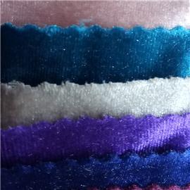 兴企新品韩国绒 多色鞋用面料条纹布 绒布 帆布 厂家直销 质量保证