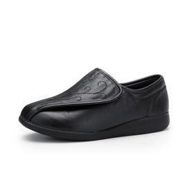 中老年人定位鞋真皮妈妈鞋BA15012D