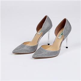 正装女鞋GG003 绿蝈儿  正装女式高跟鞋