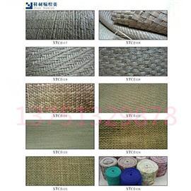 鞋材麻,棉、草等编织