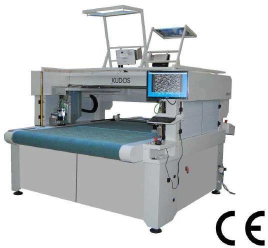 震动刀切割系统,适配不同行业的材料裁剪需求