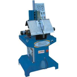 NSZ-3304 BOOTS VAMP FORMING MACHINE|back heel shaping machine|shoe factory shaping equipment
