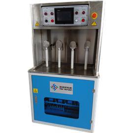 NSZ-6102 自动定位万能油压压底机(墙式压底机)|压底设备|高频设备