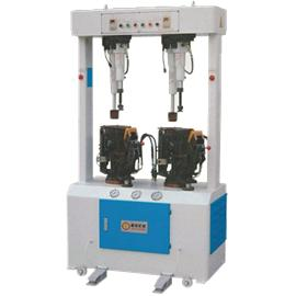 NSZ-6101 UNIVERSAL SOLE PRESSING MACHINE|pressure bottom equipment|high frequency equipment