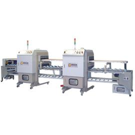 NSZ-2201 RDS SINGLE SIDE TWO LAYER ASSEMBLY LINE|assembly line|Shoe machine equipment