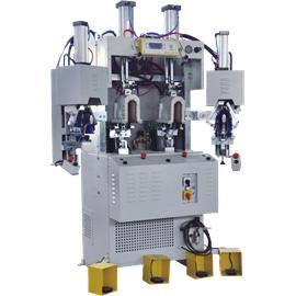 ALFA-962H AIR BAG TYPE HEEL FORMING MACHINE|back heel shaping machine|assembly line
