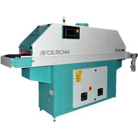 CEL TECNIA CT5 / CT5-SPD Rubber Shoe Material Processing System