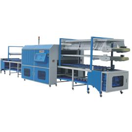 NSZ-2204 RDS DUBLE SIDE TWO LAYER ASSEMBLY LINE|assembly line|Shoe machine equipment