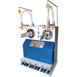 NSZ-3305 BOOTS IRONING MACHINE||back heel shaping machine|shoe factory shaping equipment