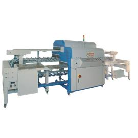 NSZ-2207 RDS SINGLE SIDE THREE LAYER ASSEMBLY LINE|assembly line|Shoe machine equipment
