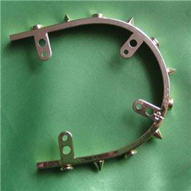 珠枪叻架JC001  钜昌(定富)  加工镀种珠枪叻架