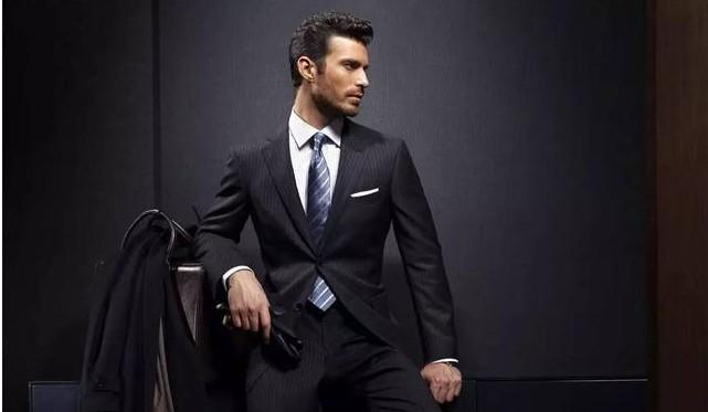 男士西裝的穿著禮儀,這里面門道太多了