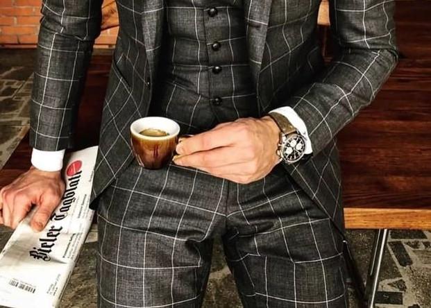 按身材选版型 | 晋身格调型男西装挑选技巧!