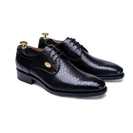 男士商务正装皮鞋 BSL-1888K 伯昇鞋业