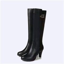 防水台高跟女靴过膝女靴BS108