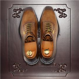 男士商務正裝皮鞋|伯昇鞋業圖片
