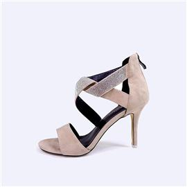 伯昇水钻女鞋高跟女鞋高跟凉鞋BS119