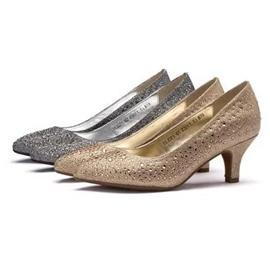 伯昇|婚礼鞋|BSF-18898|格丽特低跟鞋