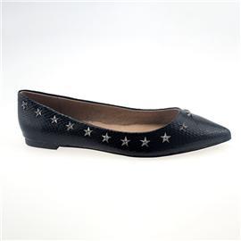 【伯昇】女鞋尖头时尚百搭 软底 防滑 平底鞋