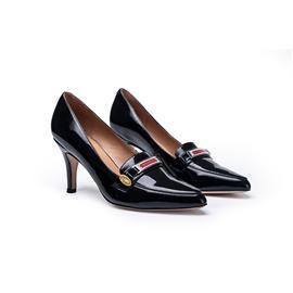 伯昇鞋业 商务单跟鞋 女鞋