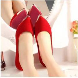 伯昇|婚礼鞋|BSF-18666|红色
