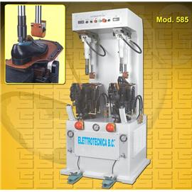 HYDRAULIC SOLE PRESS