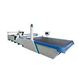 智能布料多层切割机器人 切割机器人 皮革切割机
