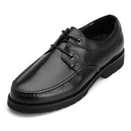 商务真皮男装皮鞋 巴立顿 创源鞋业