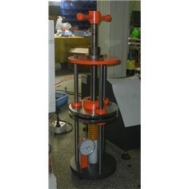 橡膠壓縮回彈試驗機,橡膠垂直彈性試驗機