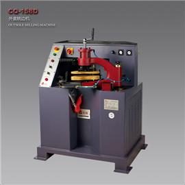 Leather processing equipment|CQ-158D Outsole milling machine