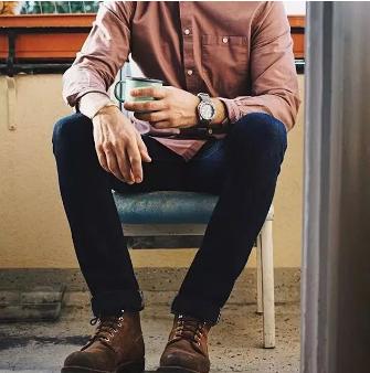 型男搭配工装少不了,男人30岁拒绝油腻范,工装搭配要学会参考