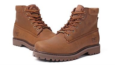 怎样工装靴穿起不磨脚?