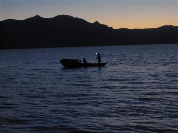三天打渔,两天晒网 态度分析见解