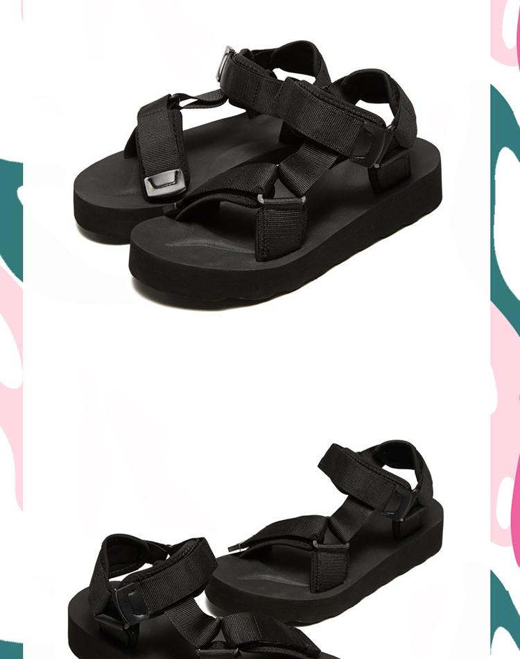 pf夏季凉鞋