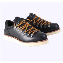 patnfinder新款厚底低帮男固特异工装鞋