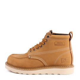 PF男士工装马丁靴子高帮户外工装鞋男女款沙漠靴皮靴子