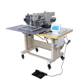 厂价直销 星驰牌电脑花样机2010 织带打叉自动化工业缝纫机